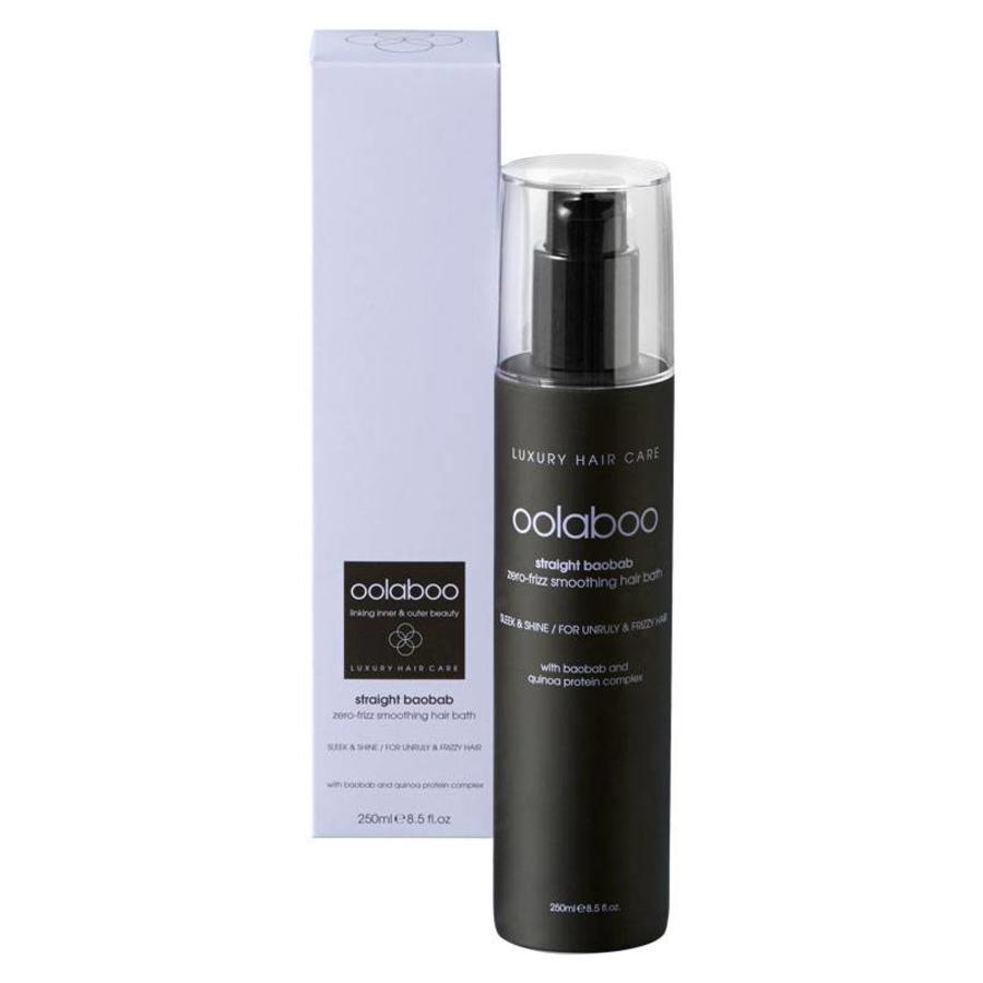 Straight Baobab Zero-Frizz Smoothing Hair Bath 250ml