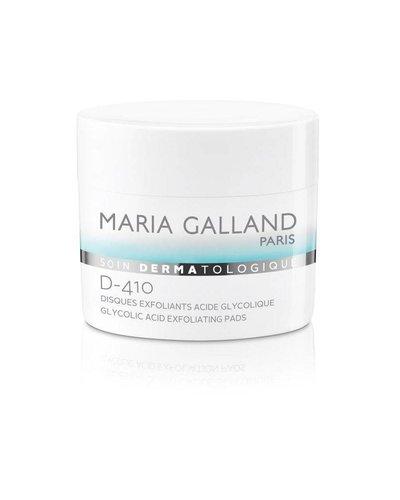 Maria Galland D-410 Glycolic Acid Exfoliating Pads 60 stuks