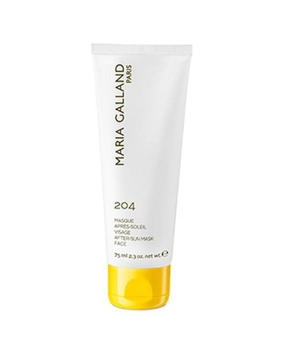 Maria Galland 204 After Sun Mask Face 75ml