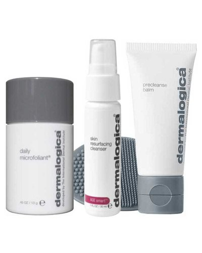 Dermalogica Golden Polish Set