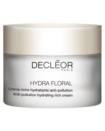 Decléor Hydra Floral Crème Riche Hydratante Anti-Pollution 50ml