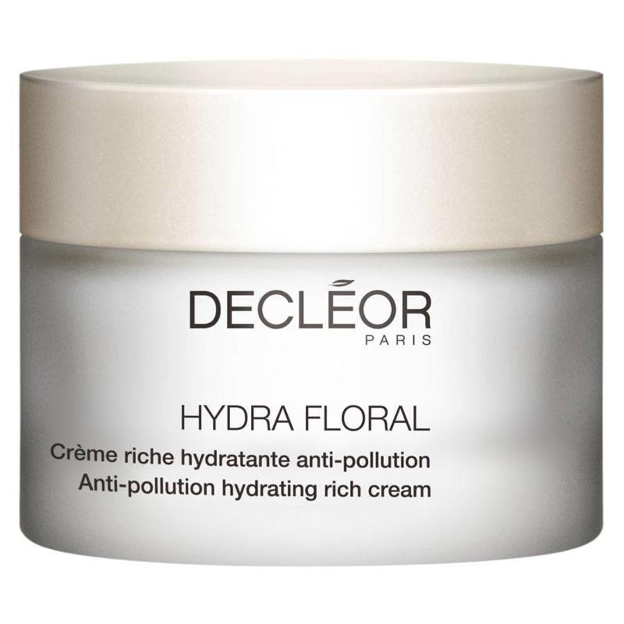 Hydra Floral Anti-Pollution Hydrating Rich Cream