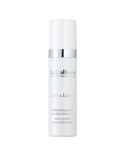 La Colline Lift & Light Illuminating Neck and Décolleté Care 50ml