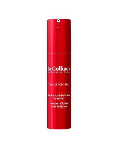 La Colline Swiss Riviera Global Anti-Pollution Emulsion 50ml