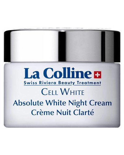 La Colline Cell White Absolute White Night Cream 30ml