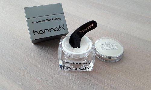 Review hannah Enzymatic Skin Peeling