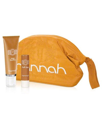 hannah Sun Travel Kit Orange
