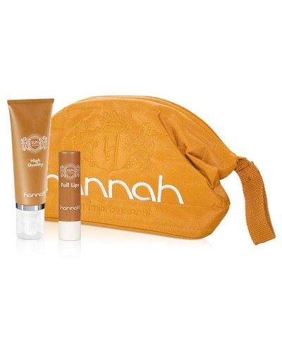 Hannah Sun Travel Kit Orange