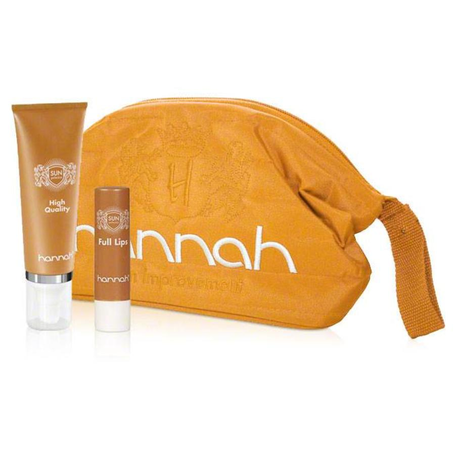 Sun Travel Kit Orange
