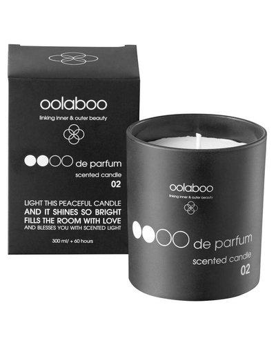 Oolaboo OOOO de Parfum Scented Candle 300ml 02 Sandalwood