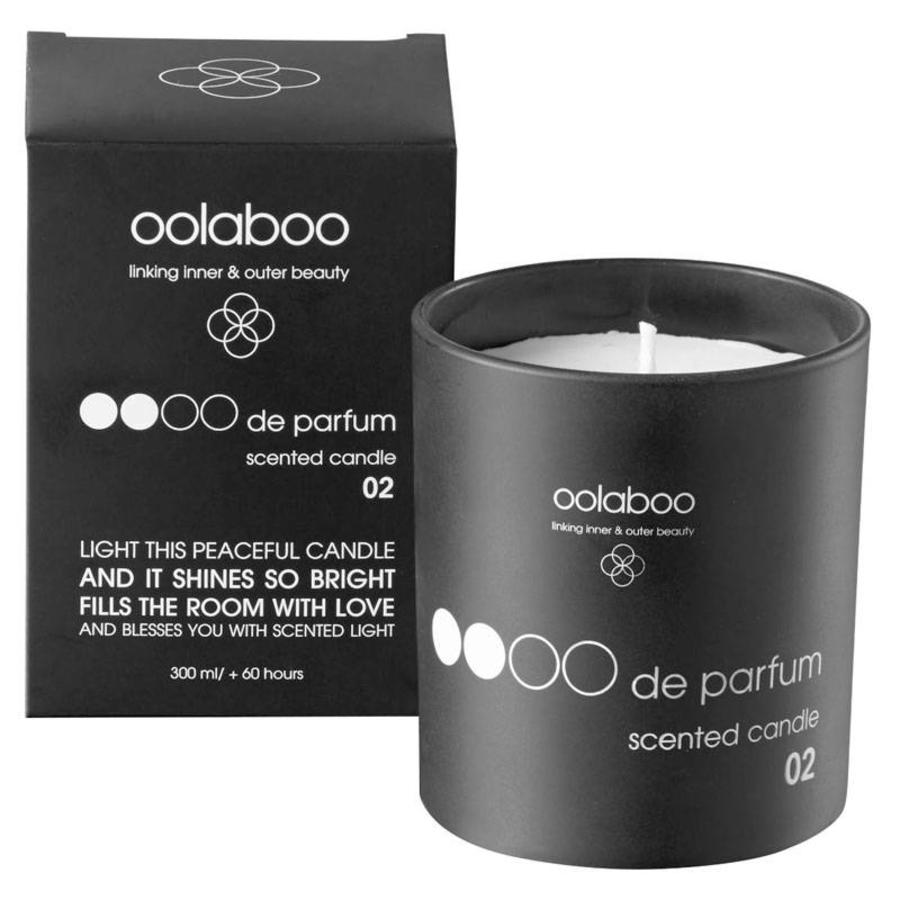 OOOO de Parfum Scented Candle 300ml 02 Sandalwood