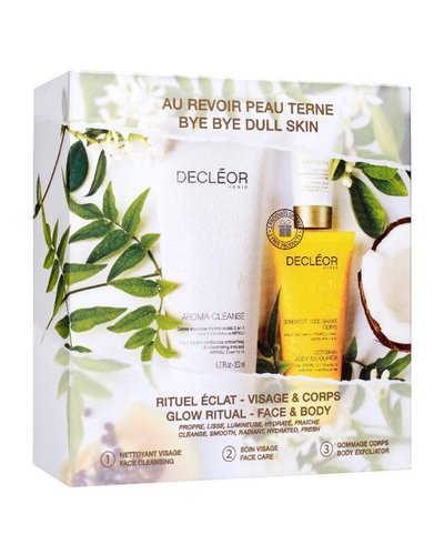 Decléor Glow Ritual Face & Body Set