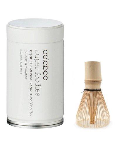 Oolaboo Matcha Bamboo Starter Set