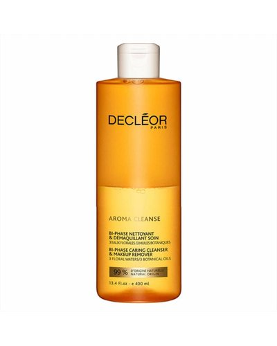 Decléor Aroma Cleanse Bi-Phase Nettoyant & Démaquillant Soin 400ml