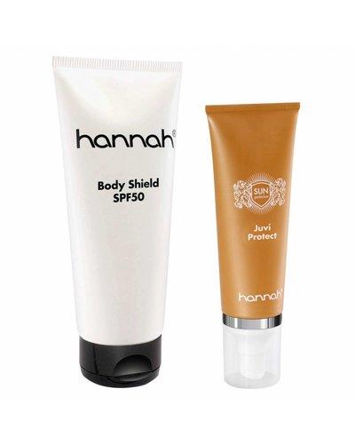 hannah Sun Protect Duo