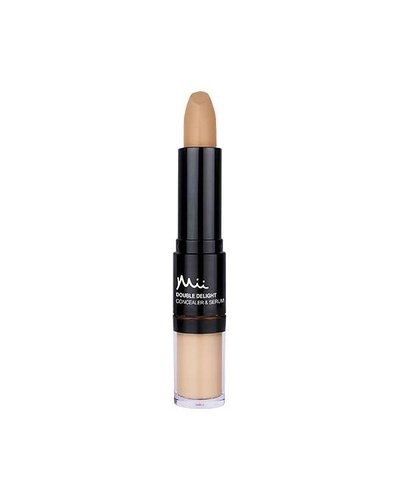 Mii Double Delight Concealer & Serum 4gr 02 Peach