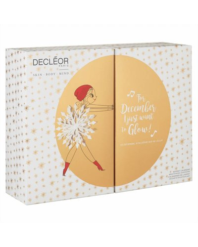 Decléor Christmas Advent Calendar For December I Just Want To Glow