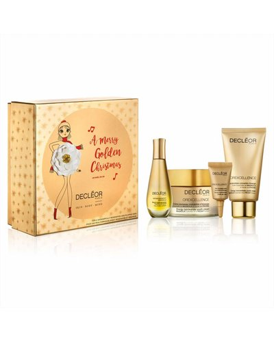 Decléor A Merry Golden Christmas ORexcellence Advanced Ageing Gift Set