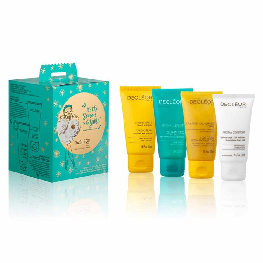 It's The Season To Be You Body Gift Set