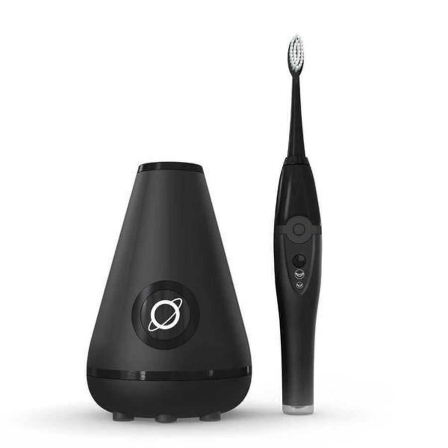 Aura Clean Sonische Tandenborstel Systeem Zwart