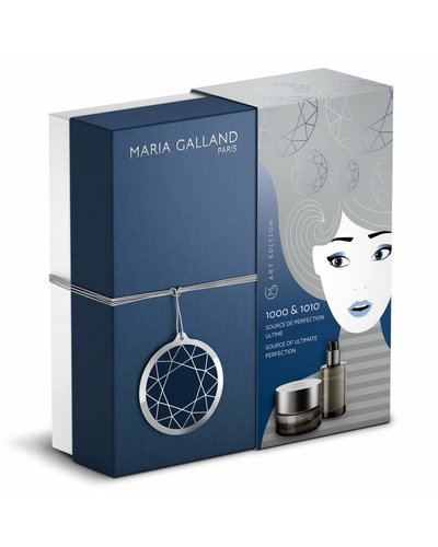 Maria Galland Art Edition 1000 & 1010 Source of Ultimate Perfection