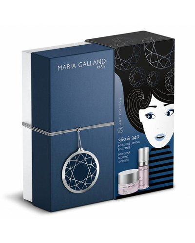 Maria Galland Art Edition 340 & 360 Source of Glowing Radiance