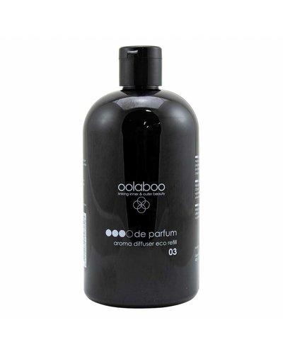 Oolaboo OOOO de Parfum Aroma Diffuser 03 500ml Eco-Refill