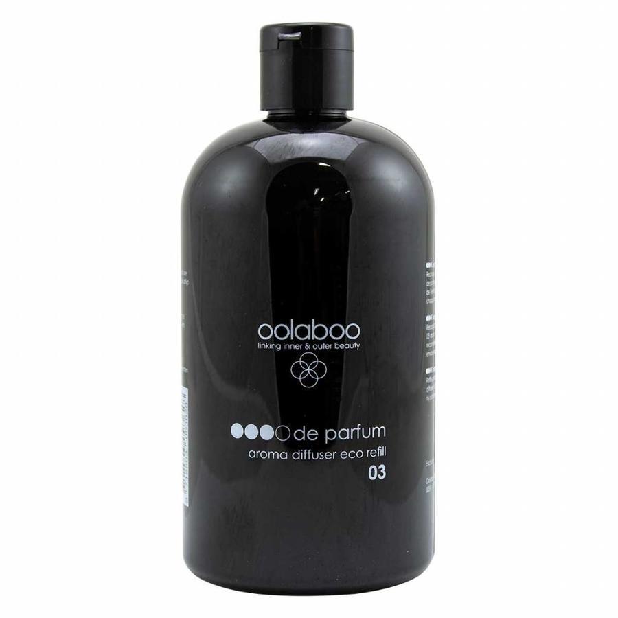 OOOO de Parfum Aroma Diffuser 03 500ml Eco-Refill