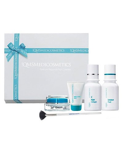 QMS Relax and Rejuvenate Night Collection
