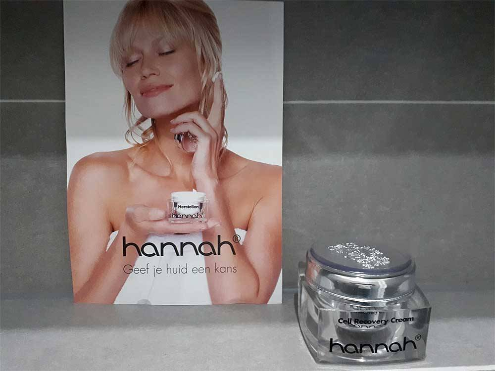Review hannah Cell Recovery Cream
