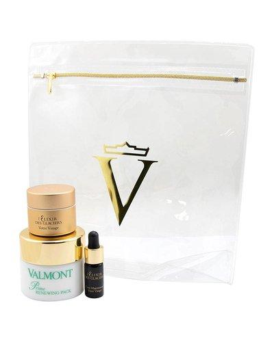 Valmont l'Elixir des Glaciers Golden Glow Bag