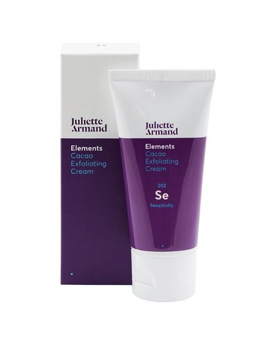 Juliette Armand Elements Cacao Exfoliating Cream 50ml