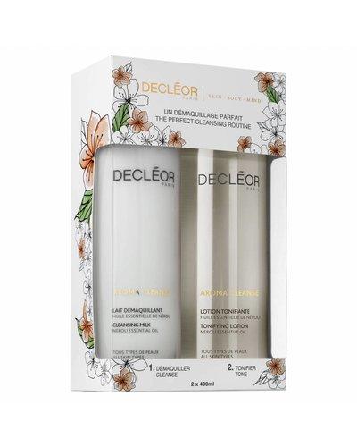 Decléor Aroma Cleanse Duo Démaquillant Visage 2x400ml
