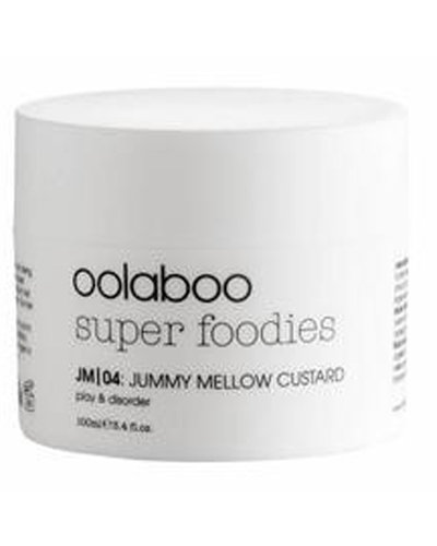 Oolaboo Super Foodies JM|04: Jummy Mellow Custard Jar 100ml