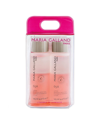 Maria Galland 65A Duo Eye Makeup Remover Lotion 250ml