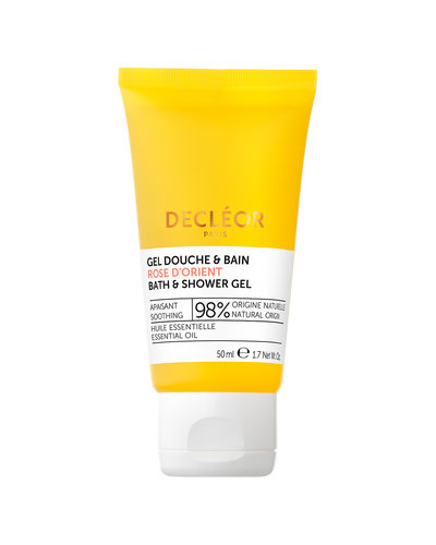 Decléor Gel Douche & Bain Rose D'Orient 50ml