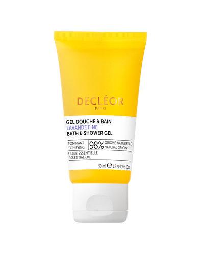 Decléor Bath & Shower Gel Lavande Fine 50ml