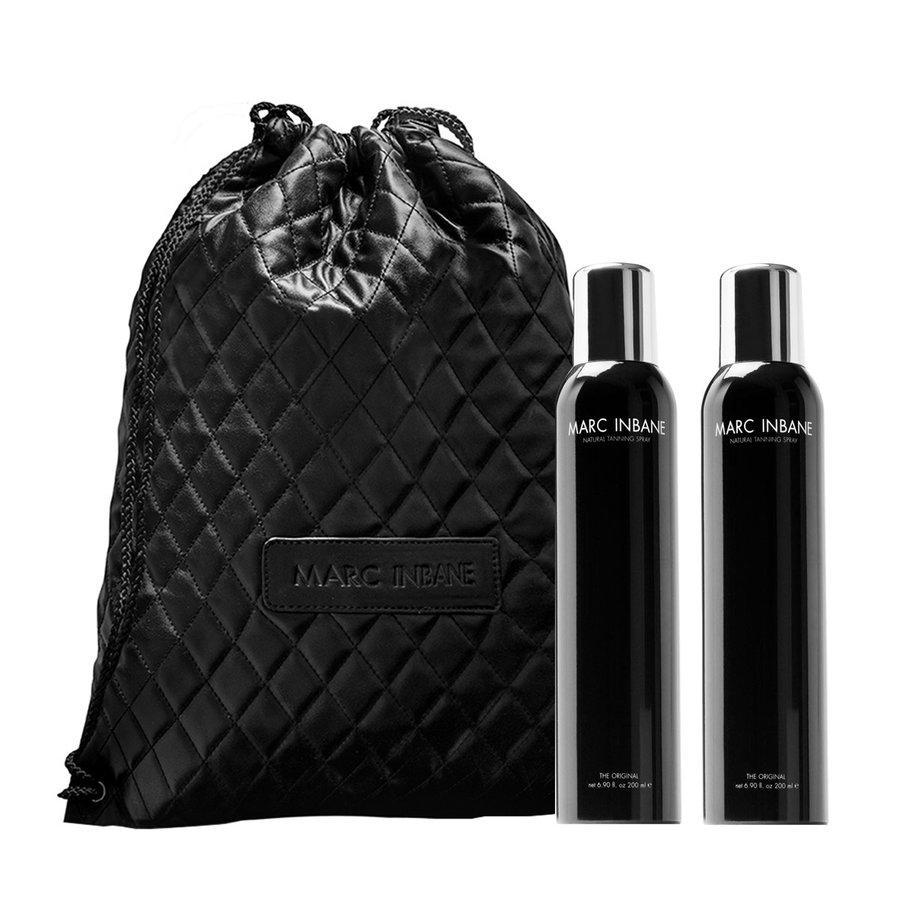 Natural Tanning Spray Duo + Rope Bag-400ml
