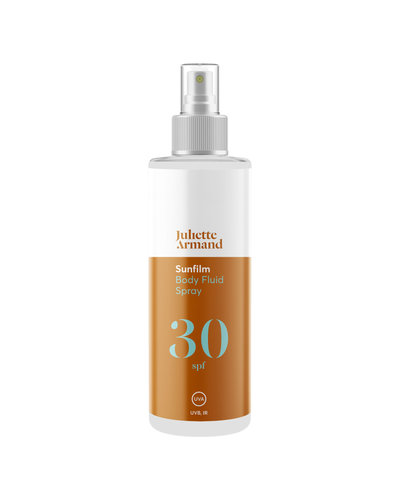 Juliette Armand Sunfilm Body Fluid Spray SPF30