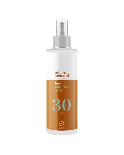 Juliette Armand Sunfilm Body Fluid Spray SPF30