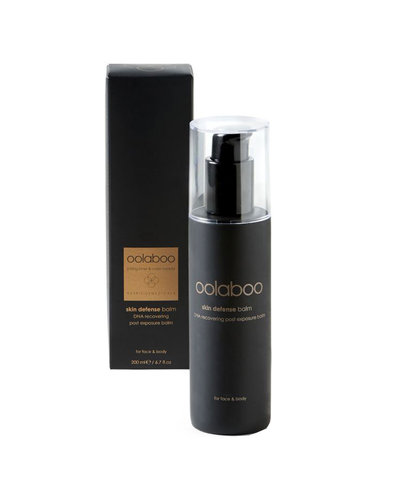 Oolaboo Skin Defense DNA Recovering Post Exposure Balm 200ml