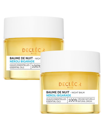 Decléor Néroli Bigarade Night Balm Duo