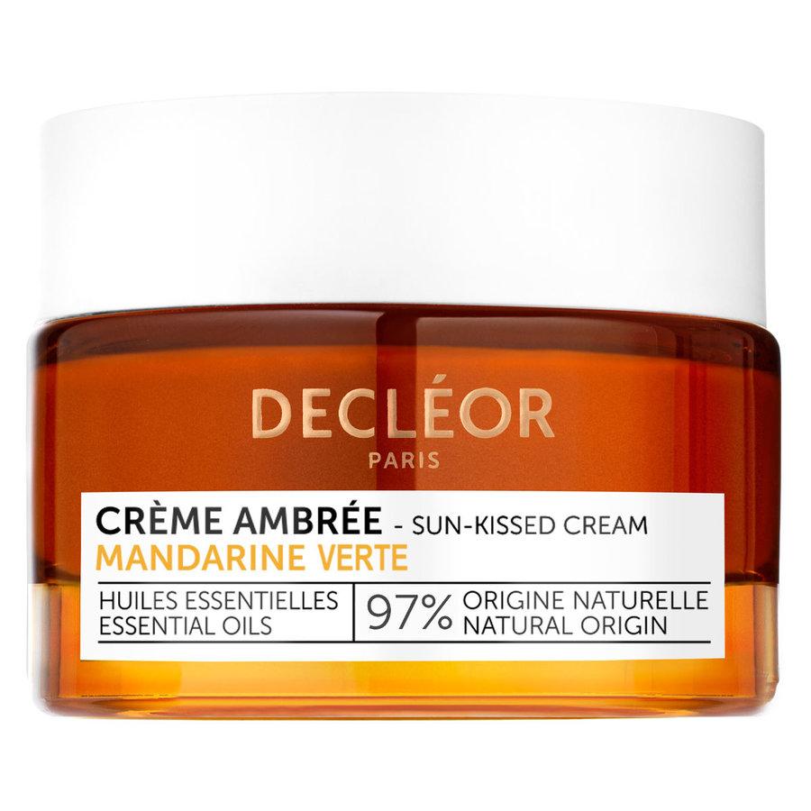 Mandarine Verte Crème Ambrée 50ml
