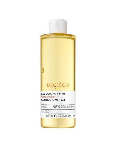 Decléor Bath & Shower Gel Rose D'Orient 400ml