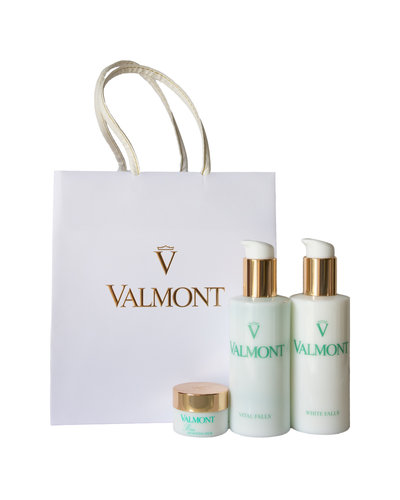 Valmont Cleanse &  Renew Set