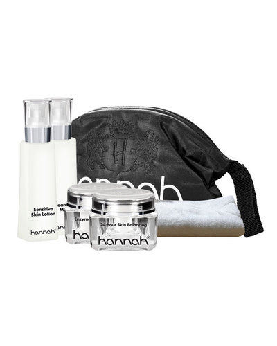Hannah Black Care set