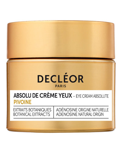 Decléor Magnolia Blanc Eye Cream Absolute 15ml