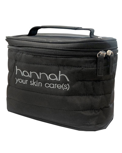 hannah Toiletry Bag (Black)