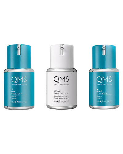 QMS Collagen System 3-step Routine 3x30ml