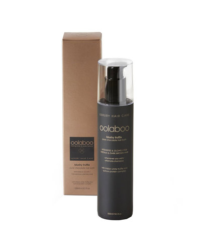 Oolaboo Blushy Truffle Pure Chocolate Hair Bath 250ml